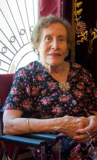 Alice Aboody, 82.